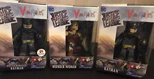 Vinimates Dc Bundle Batman Walgreens Excl, Batman, Wonder Woman Diamond Select
