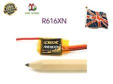 1.4g! OrangeRx R616XN DSM2/DSMX Compatible 6CH CPPM Nano Receiver - R615X