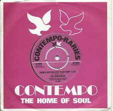 Incredibles:There's nothing else to say baby/Another dirty deal:Northern Soul