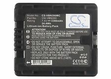 VW-VBN390 Battery For PANASONIC HDC-HS900, HDC-SD800, HDC-SD900, HDC-TM900