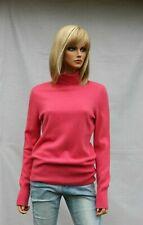 TOP !!! 💕 Covington Damen Kaschmir pullover pink Gr. L
