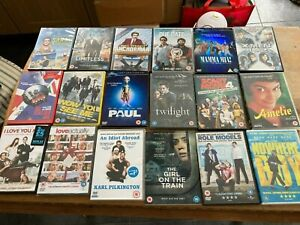 JOB LOT/COLLECTION/BUNDLE OF MIXED/RANDOM DVDS/FILMS/MOVIES (LOT 1)
