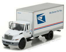 GREENLIGHT HEAVY DUTY USPS 2013 INTERNATIONAL DURASTAR BOX DELIVERY TRUCK