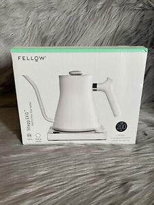 Fellow Stagg EKG Electric Pour Over Kettle  - Matte White