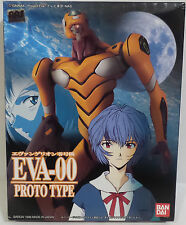 EVANGELION : EVA-00 PROTOTYPE MODEL KIT MADE BY BAN DAI IN 1996
