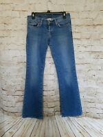 Lucky Brand Dungarees Lil Maggie Boot Cut Womens Jeans sz 4/27
