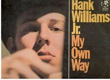Hank Williams Jr.          5-LP's            1967-1972