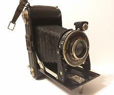 Vintage Gauthier Prontor II German Folding Camera f4.5 Lens w/Case
