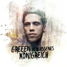 GREEEN - VERGESSENES KÖNIGREICH  CD NEU