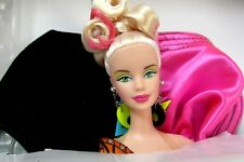 Masquerade Gala Rendezvous Barbie 1998 Ltd. Ed. NIB Vintage Designer Pink hair