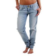 Jeans da donna basso Blu Taglia 46