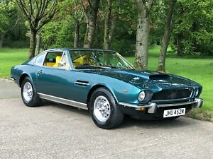 Aston Martin AM V8 auto 1974 , low mileage example DBS