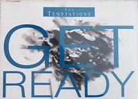 The Temptations – Get Ready [ CD MAXI ]
