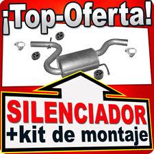 Silenciador Intermedio SKODA OCTAVIA VW GOLF V JETTA A5 1.4 TSi 122HP Escape ARD