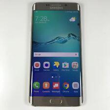 Samsung Galaxy S6 Edge+ SM-G928V 32GB (Unlocked) Android Smartphone Gold READ