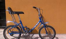 Bicicleta plegable  motoreta GAC infantil oportunidad coleccionistas