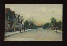 Leicestershire Leics MARKET HARBOROUGH Northampton Rd 1909 PPC