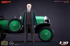 1:18 Adam Opel figurine VERY RARE !!! NO CARS !! for Opel diecast cars