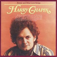 NEW* CD Album Harry Chapin - Sniper & Other Love Songs (Mini LP Style card Case)