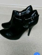 Ladies Guess High Heel Ankle Boots