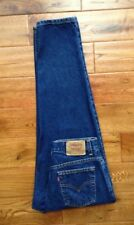 GORGEOUS! VTG Levis 550 Relaxed Tapered HIGH WAIST MOM JEANS 12 Pet M W30 L28.5
