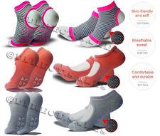 Ladies Sports Gym Yoga Socks Trainer Non Slip Sole Grip Ballet Pilate Liner lot