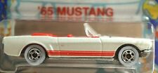HOT WHEELS FISHER PRICE CELEBRATES 65 YEARS 1965 MUSTANG LIMITED ED. DATED 1995