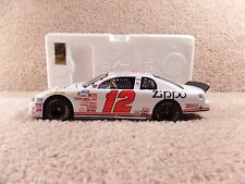 Used 1998 Elite Action 1:24 Diecast NASCAR Jimmy Spencer Zippo Monte Carlo #12
