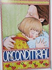 Mary Engelbreit Me Calendar Print Matted 8 X 10 - Unconditional