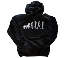 PLATA Edición The Big Bang Evolution Theory Evo sudadera con capucha S - XXL