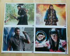"4 Xena Warrior Princess Official Season Five 8x10"" photo prints - Chakram..."