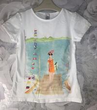 Girls Age 7-8 Years - Zara T Shirt Top
