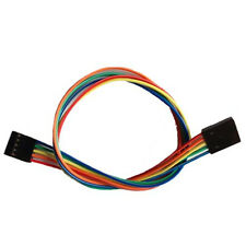 5 Pin Dual-female Jumper Wire--600mm 10pcs pack