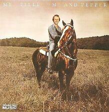 """MEL TILLIS, CD """"ME AND PEPPER"""" NEW SEALED"""