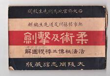 Kengeki Oyobi Jujutsu (Sword Attack and Jujutsu) 1898 Sadamichi Fujikawa Cdrom