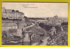 TOLEDO años '20 Hauser y Menet - Puente de Alcántara