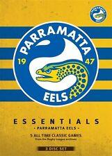 NRL - Essentials - Parramatta Eels