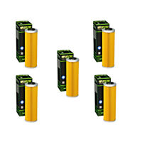 Hiflofiltro HF650 Oil Filter 5 Pack KTM 450 505 950 990 1050 1090 1190 1290