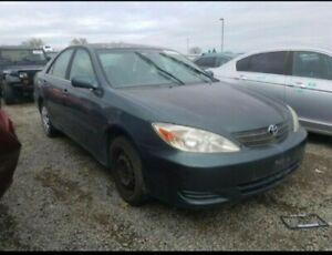 2002 2003 2004 2005 2006 Toyota Camry Front Right Side Passenger Door OEM