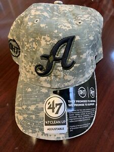 NEW W TAGS - Reno Aces Limited Edition Operation Hat Trick Military Camo Hat