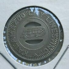 Kalamazoo Michigan MI Kalamazoo City Lines Inc Transportation Token