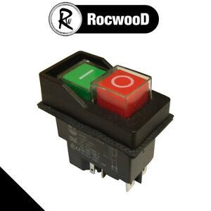 On Off Switch Fits Belle Cement Mixer Minimix 150 110V 110 Mini 140 Min Mix 140
