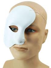 Mask Half Face Fabric Phantom Of The Night Opera Adult Masks Masquerade New