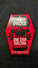 Paqui Carolina Reaper Madness One Chip Challenge Tortilla Chip - 0.09oz 2020