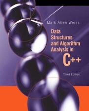 Data Structures and Algorithm Analysis in C++ (3rd Edition) by Weiss, Mark A.