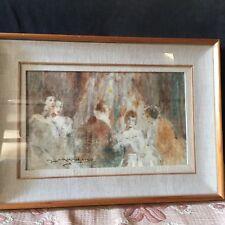 Oscar sogaro artiste peintre  (1888-1967)