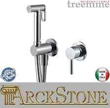 Rubinetterie Treemme SHOWERS & THERMOSTATICS Miscelatore Incasso Doccetta WC 3M