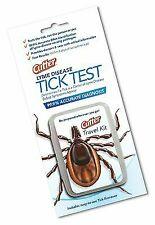 Cutter Lyme Disease Tick Test Travel Kit - R1-1016