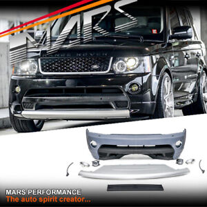 Autobiography Style Front Bumper Bar for LAND ROVER Range Rover Sport L320 10-13