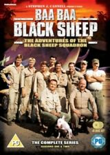 Baa Baa Black Sheep Complete Season 1 and 2 Series One Two   Region 4 DVD